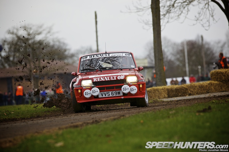 Rally Rules At Race Retro