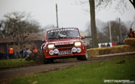 1920x1200 Race Retro Renault R5 Maxi TurboPhoto by Jonathan Moore