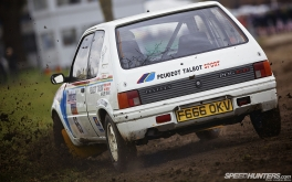1920x1200 Race Retro Peugeot 205 GTIPhoto by Jonathan Moore