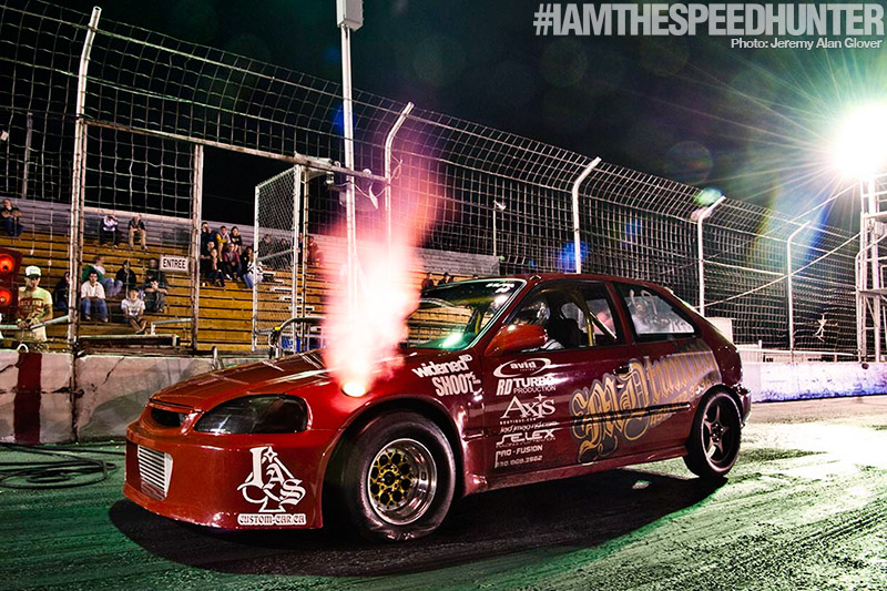 #iamthespeedhunter: The Ff Theme