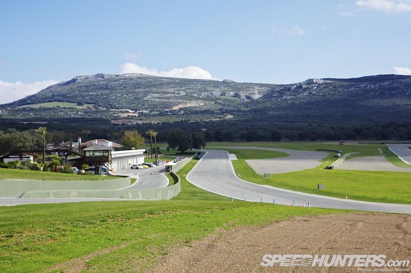 Circuito Ascari : Ascari race course ronda martin pickering