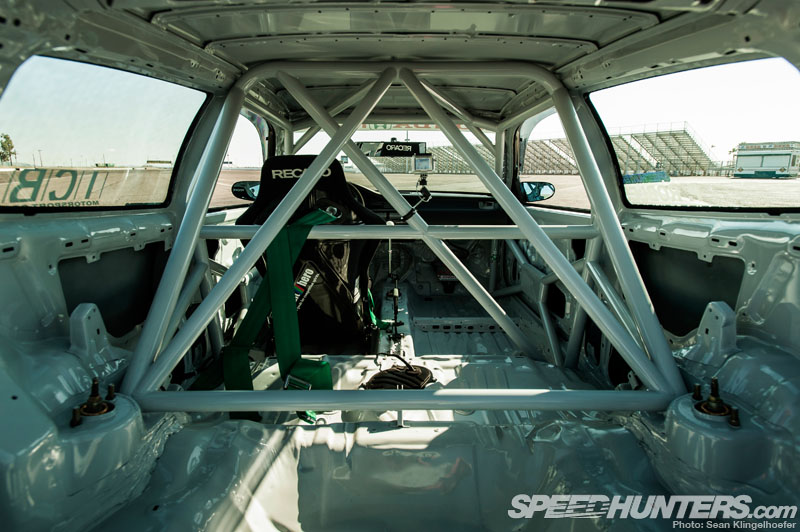 The Caged Beast Phil Robles 39 Wide Civic Speedhunters