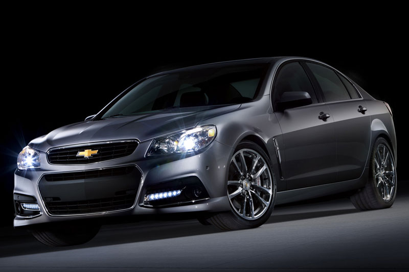 Four Door Muscle The 2014 Chevy Ss  Speedhunters