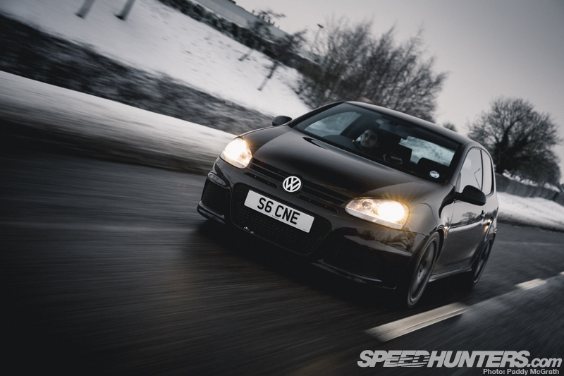Unstoppable: A 450bhp Golf