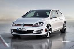 Volkswagen Studie GolfGTI