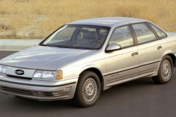 1989 Ford Taurus: Ford introduces SHO performanceversion