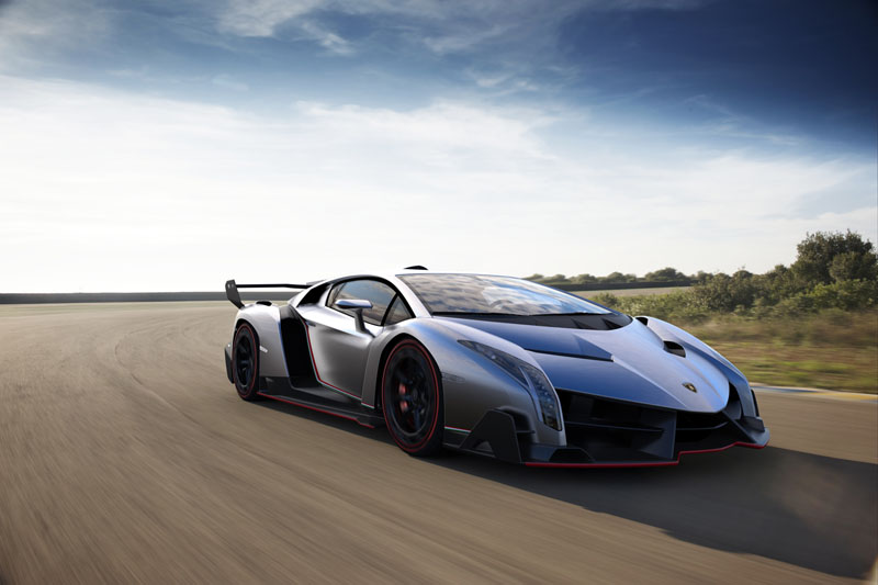 One Of Three: The Lamborghini Veneno