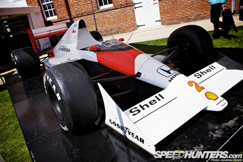 Honda To Return To F1 With Mclaren?