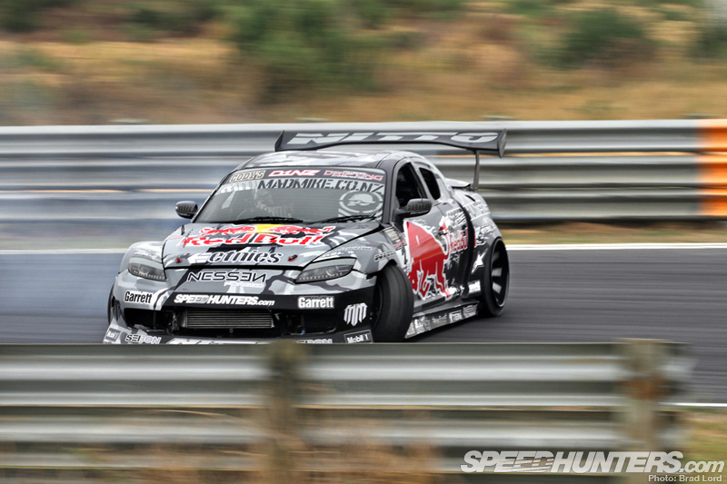 Kiwi Drift: Mad Mike In Full Effect