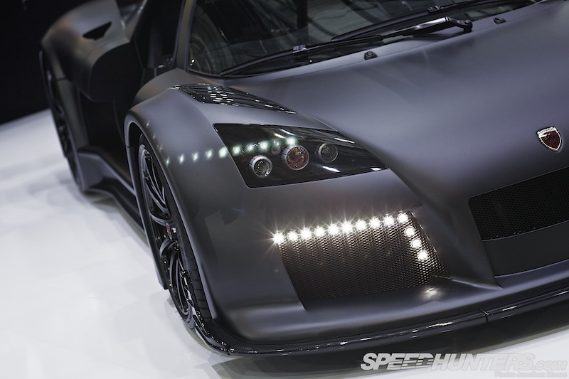 Geneva's March Of The Supercars: The SpeedClub