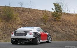 RSR V8 Toyota 86#3