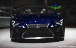 1920x1200 Lexus LF-LCPhoto by Jonathan Moore