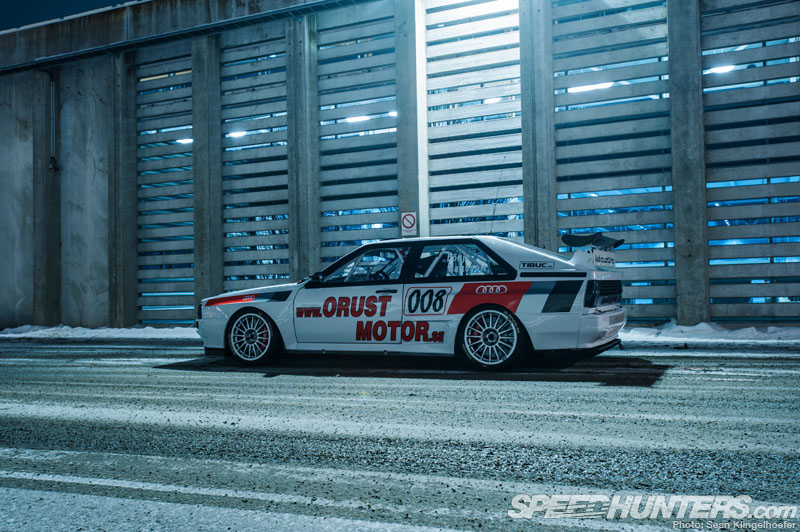 Scandinavian Surprise: One Mental Quattro
