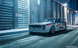 Borje Hanssen Audi Quattro 1920x1200px photo by Sean Klingelhoefer