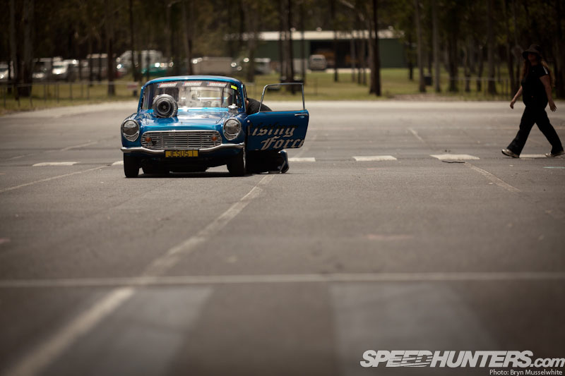 Coupe De Thrill: A Turbo With A Honda Fitted ToIt