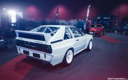 The Quattros at Ultimate Dubs - 1920x1200Photo by Paddy McGrath