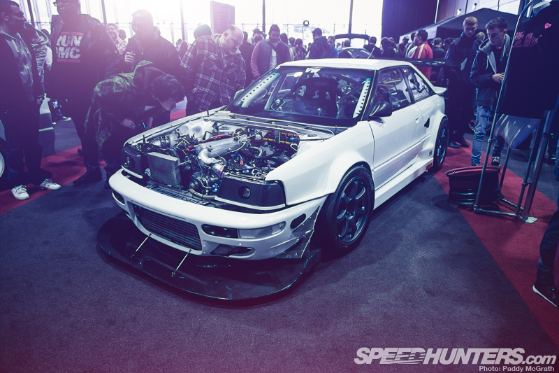 The Quattros Unleashed At Ultimate Dubs