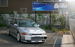 Garage G-Force Evo III #1