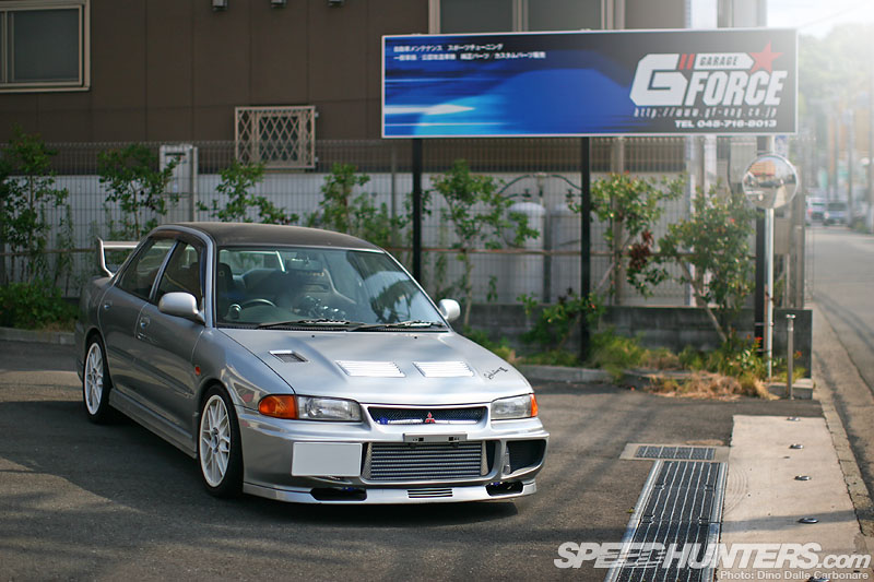 Modern Classic: Garage G-force Evo Iii