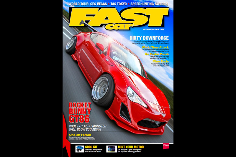 Fast Car Magazine Preview: Dirty Downforce