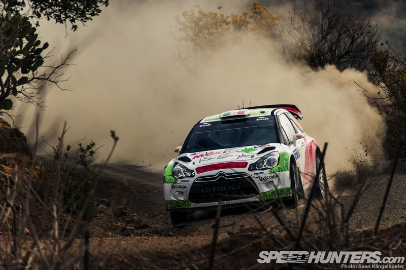 Viva La Mexico: Getting Filthy At Wrc Leon