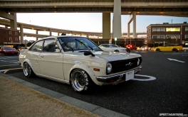 Teru's B110 Sunny - Photo by Mike Garrett
