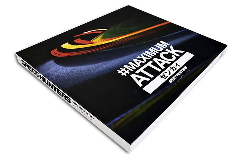 The Medium? Book. The Method? #maximumAttack