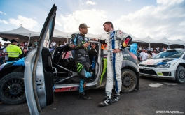 Ken Block Hoonigan Racing Division WRC Leon 1920x1200px photo by Sean Klingelhoefer