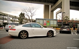 Daikoku Parking Area - Photo by Mike Garrett