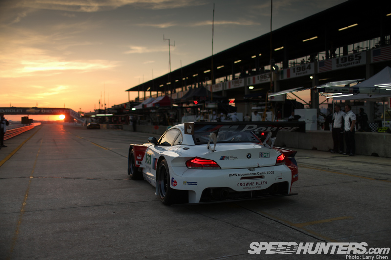 Bmw's Youth Gone Wild: The Rookies Hit Sebring