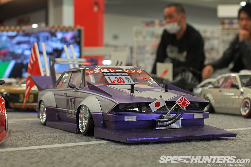 It's All In The Details: JDM RC Drift Car Comp