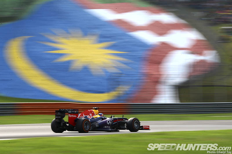 Storm On The Horizon: F1 Malaysia