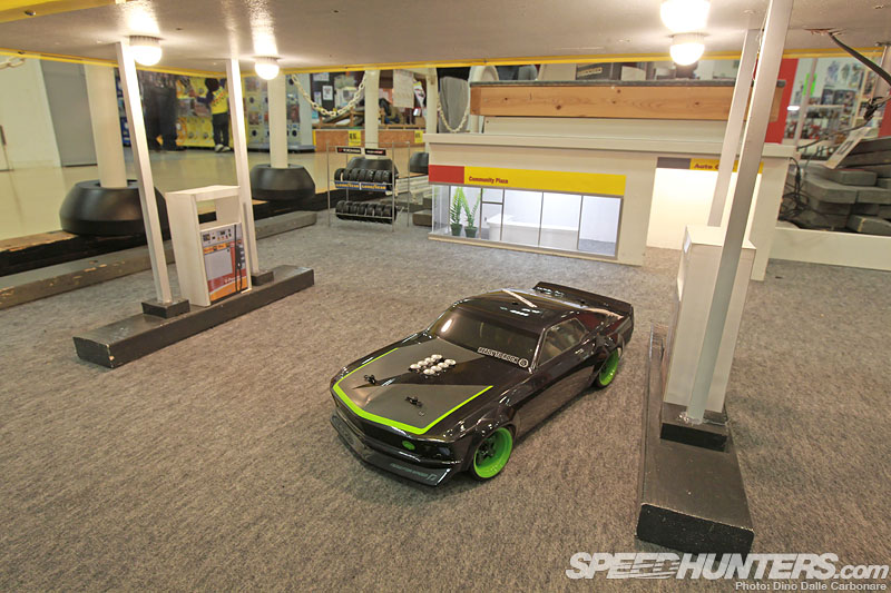 Miniature Wonders @ The Rc Drift Body Comp
