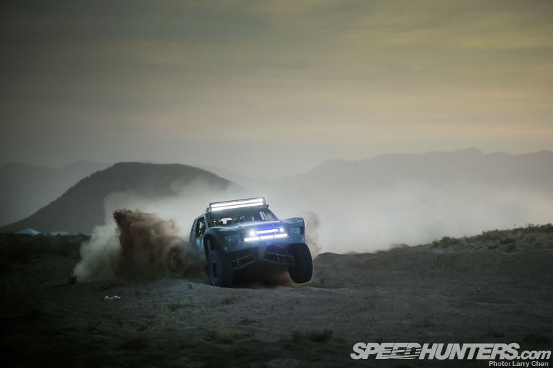 The Mint 400: Fear And Speedhunting In LasVegas