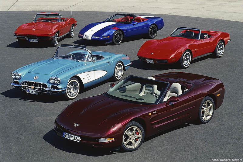 60 Years Of Corvette: Still A Sting In Its Tail