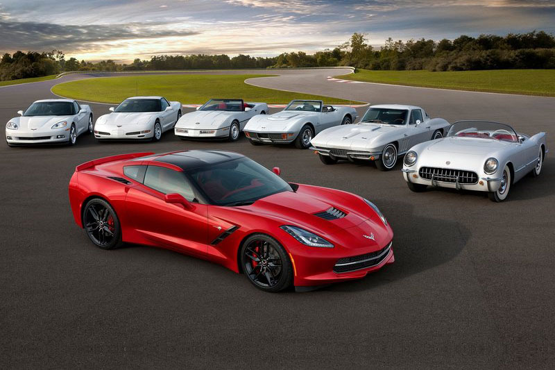 Poll: The Best Vette