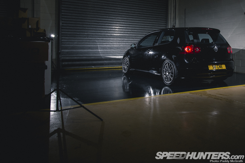 Unstoppable A 450bhp Golf Speedhunters