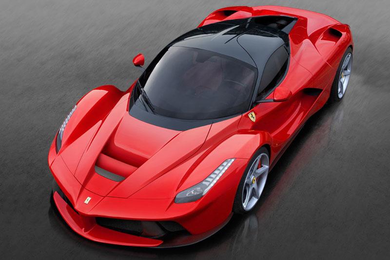 La Amazing Ferraris New Hypercar  Speedhunters