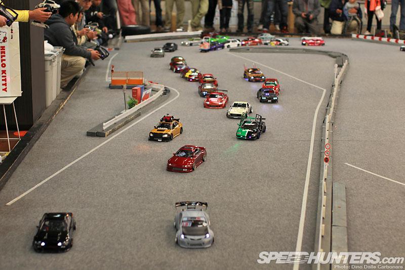 Miniature Wonders The Rc Drift Body Comp Speedhunters