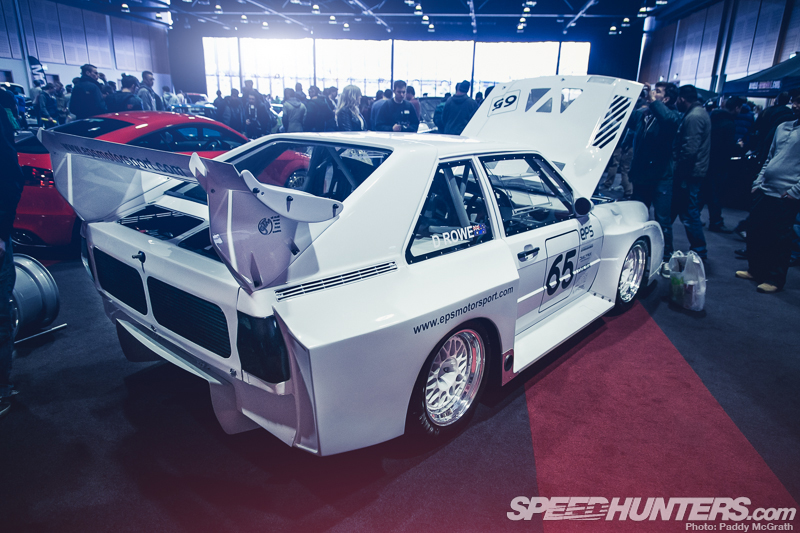The Quattros Unleashed At Ultimate Dubs Speedhunters