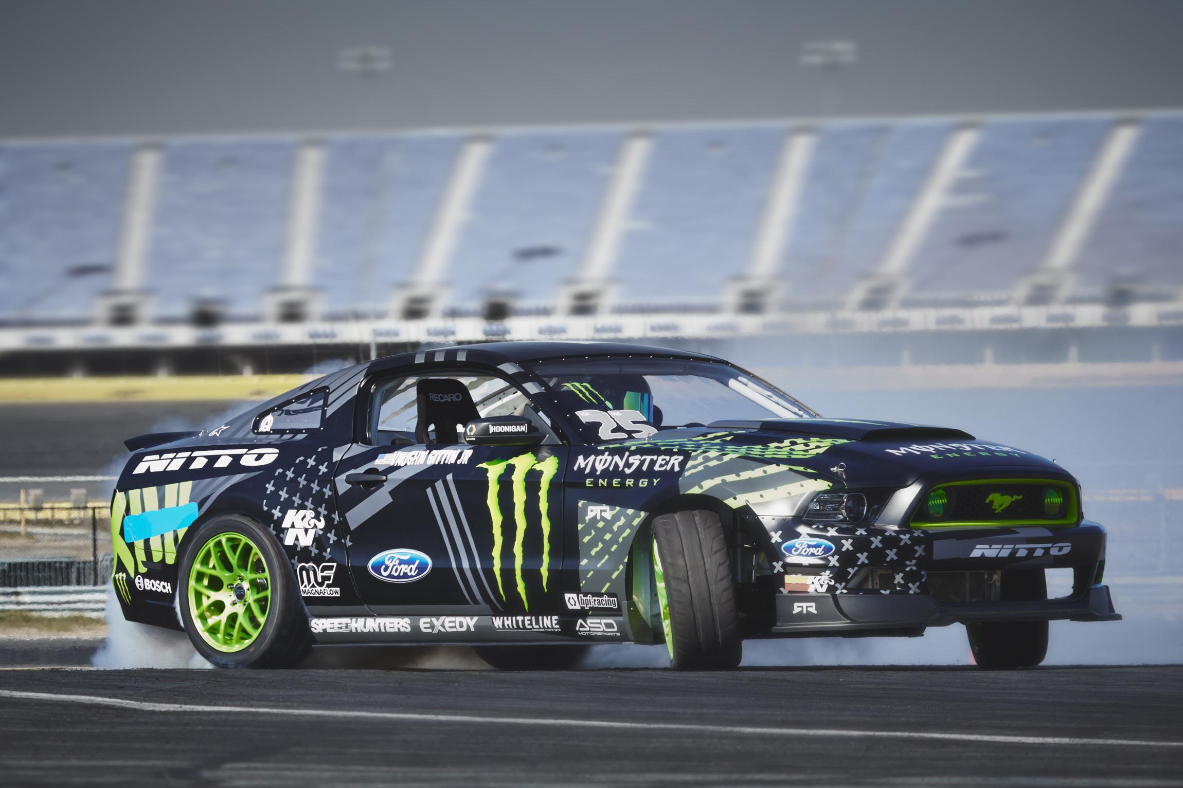Vgjr S Monster Energy Nitto Tire Mustang Rtr Speedhunters