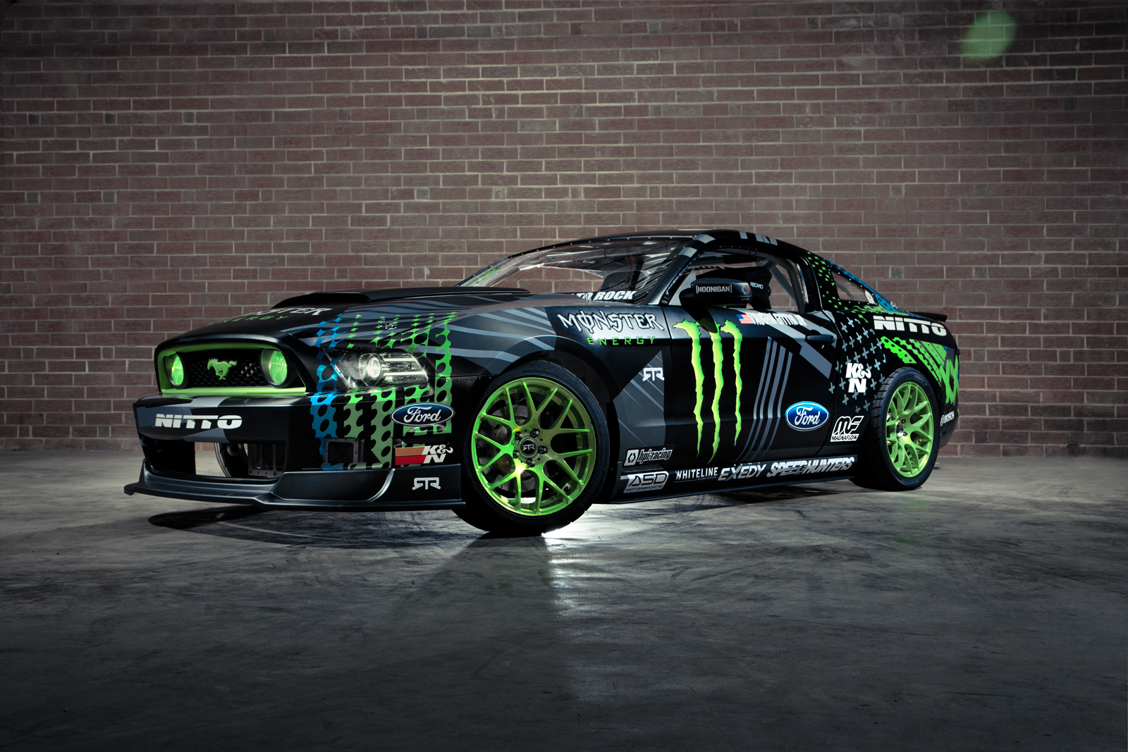 Vgjr S Monster Energy Nitto Tire Mustang Rtr Speedhunters