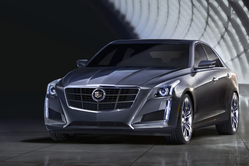 Twin Turbo Caddy: The 2014Cts