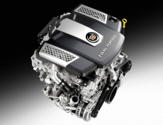2014 3.6L V-6 VVT DI Twin Turbo (LF3) for CadillacCTS