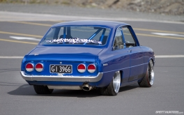 Mazda 1300 Coupé 13B Turbo 1920x1200px  Photo by Brad Lord