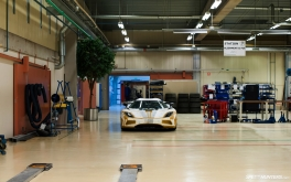 Koenigsegg factory tour 1920x1200px  photo by Sean Klingelhoefer