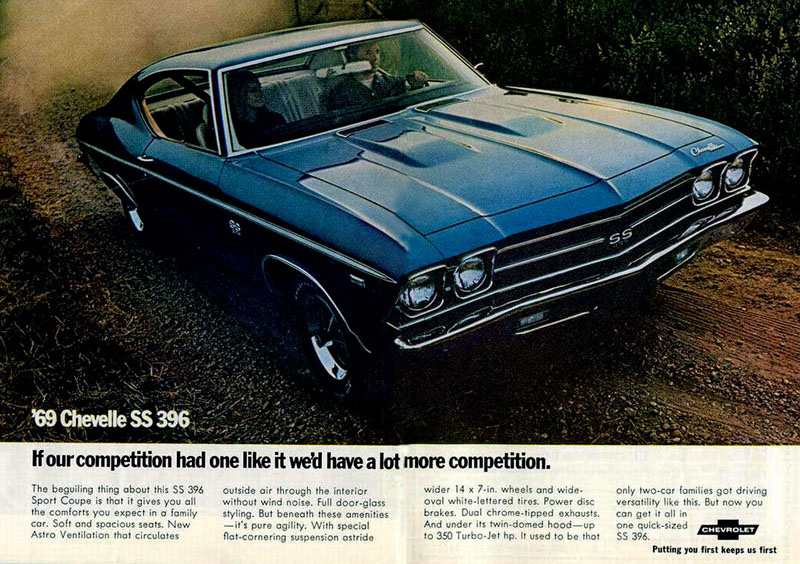 Return Of The Chevelle?