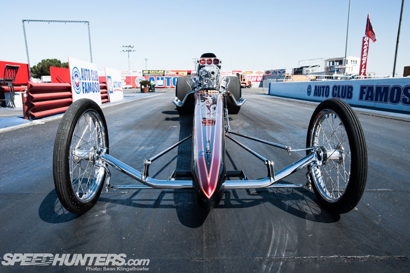 Famoso Mob: Meet The Gangster Of DragRacing