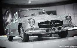 1920x1200 Mercedes-Benz 190 SLPhoto by Jonathan Moore
