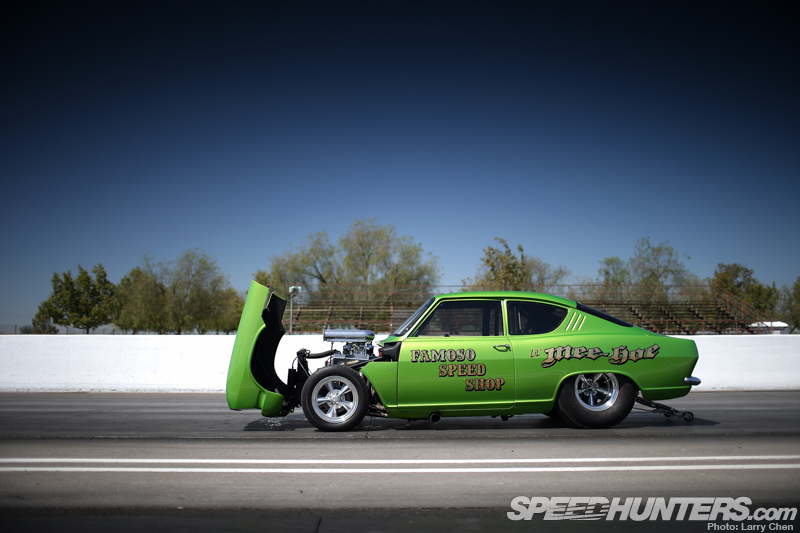 Space Kadett: Famoso Speed Shop's Opel
